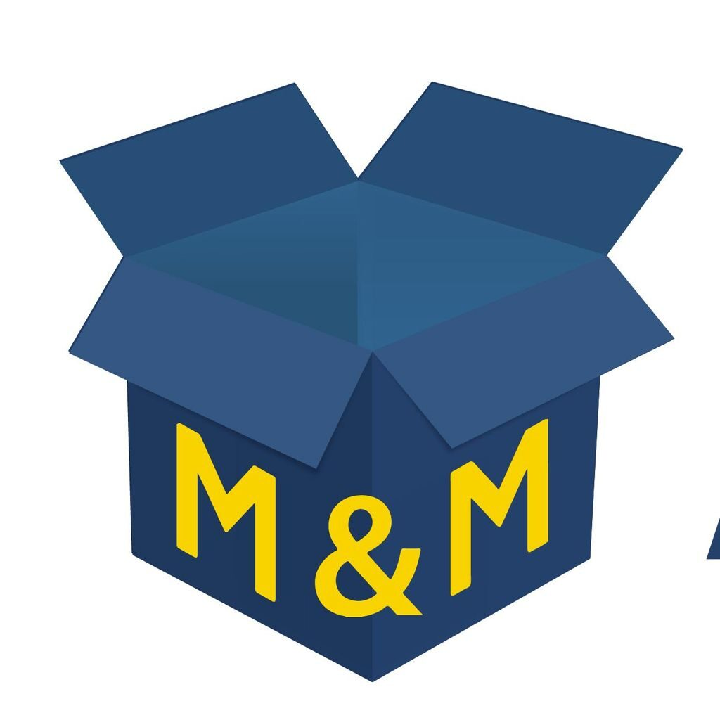 M&M Moving and Storage Company logo