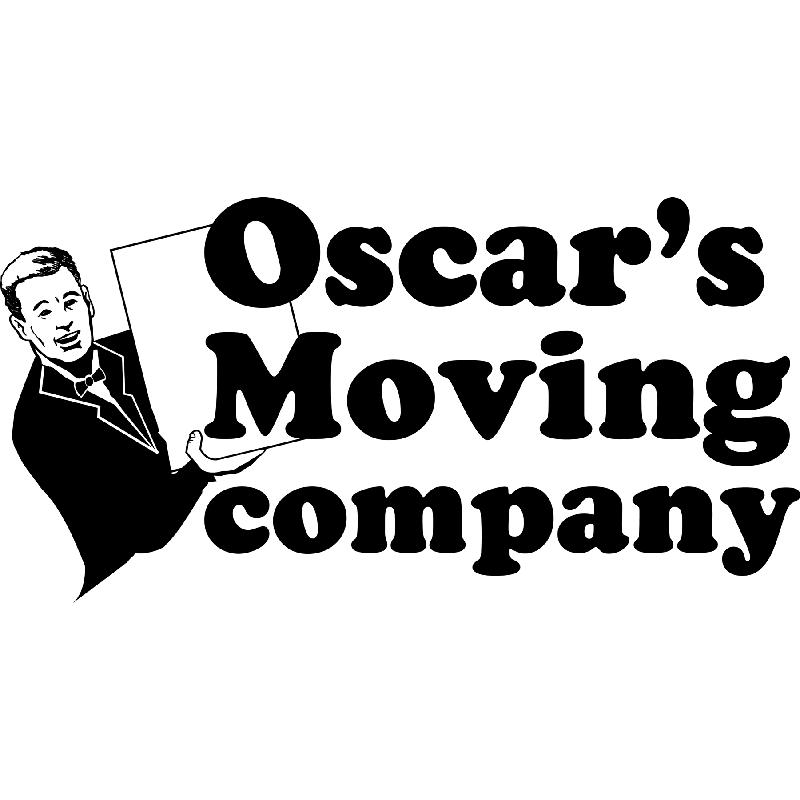 Oscar's Moving Company logo