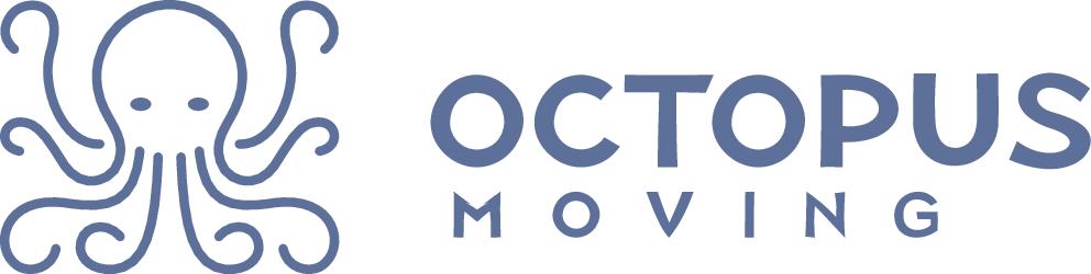 Octopus Moving Company logo