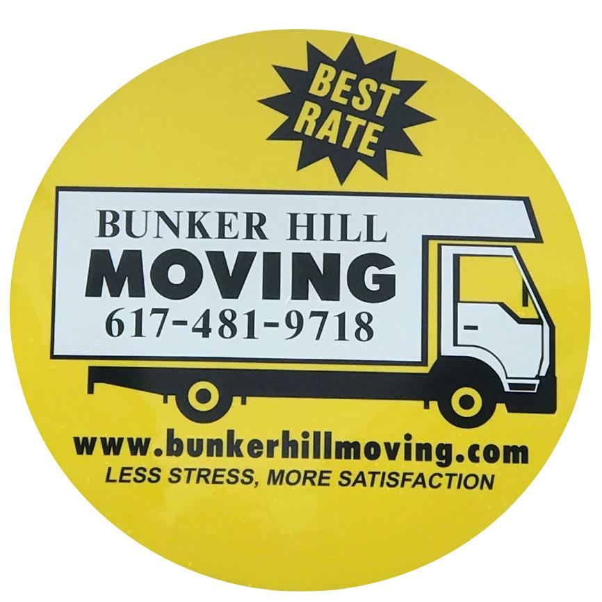 Bunker Hill Moving Company logo