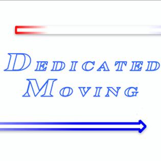 Dedicated Moving Company logo