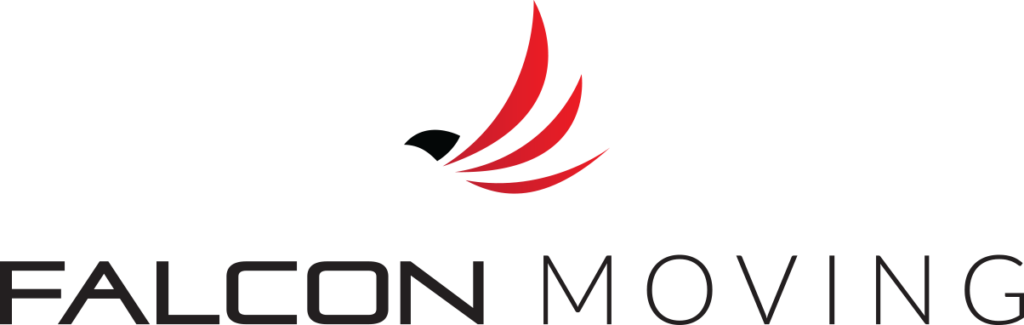 Falcon Moving Company logo