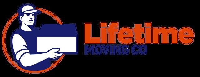 Lifetime Moving Company logo