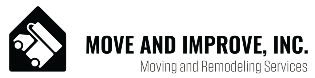 Move and Improve Moving Company logo