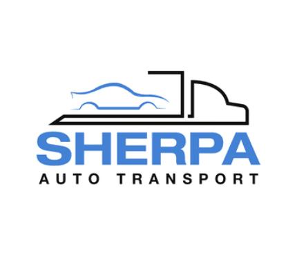 Sherpa Auto Transport Moving Company logo