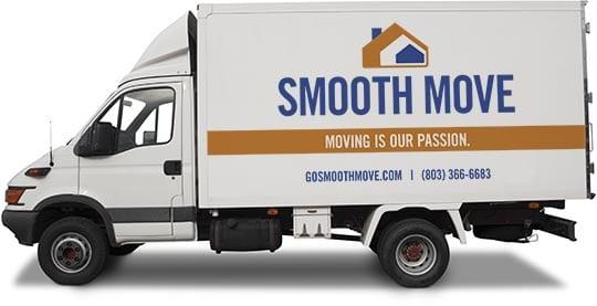 Smooth Move Charleston Company logo