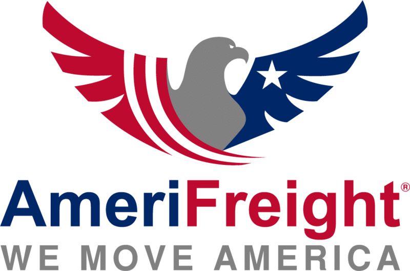 AmeriFreight Moving Company logo