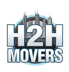 H2H Movers Moving Company logo