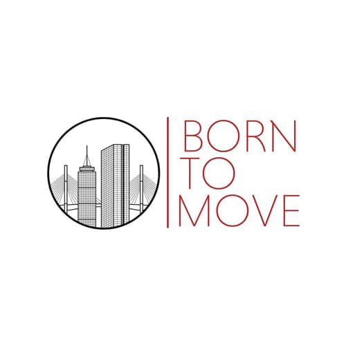 Born to Move Moving Company logo