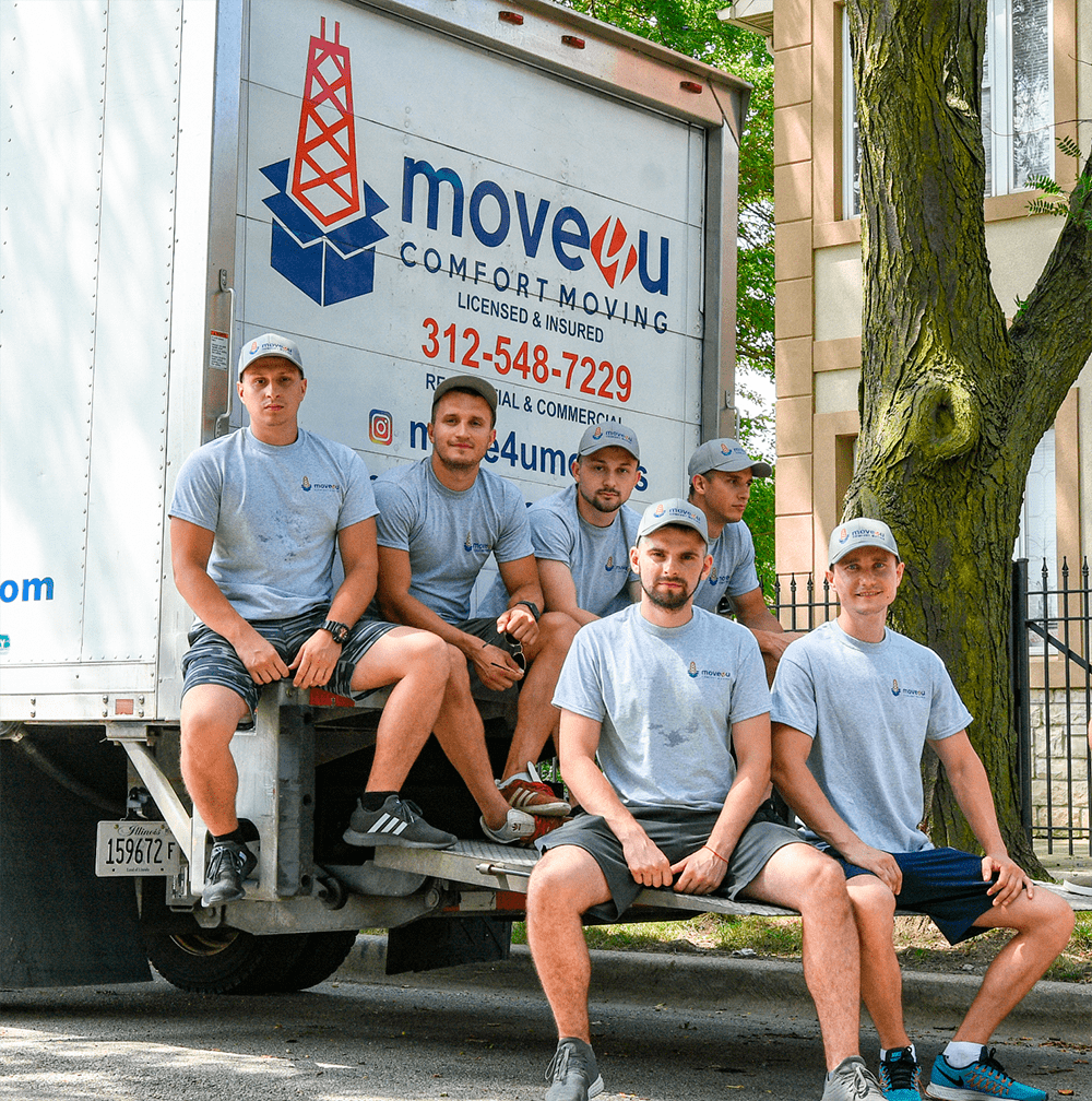 Move4U Moving Company logo