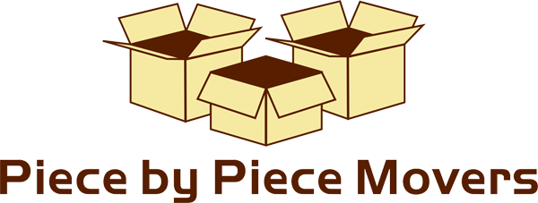 Piece by Piece Moving and Storage Company logo