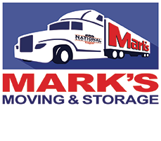 Mark's Moving & Storage Moving Company logo