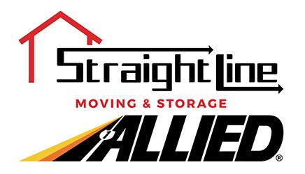 StraightLine Moving Company logo
