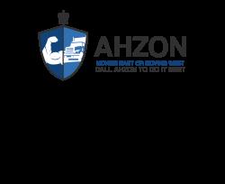 Ahzon Moving Company logo