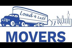 Load 4 Less Moving Services Company logo