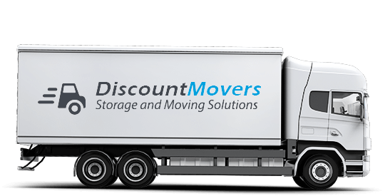 Discount Movers Company logo