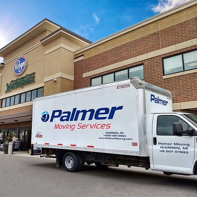 Palmer Moving Services Company logo