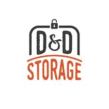 D & D Moving & Storage Company logo