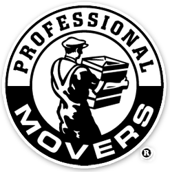 Professional Movers Company logo