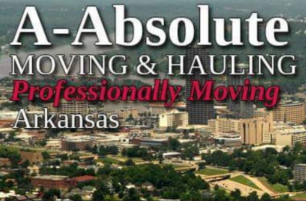 A-Absolute Moving & Hauling Company logo