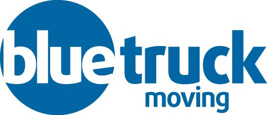 Blue Truck Moving Company logo