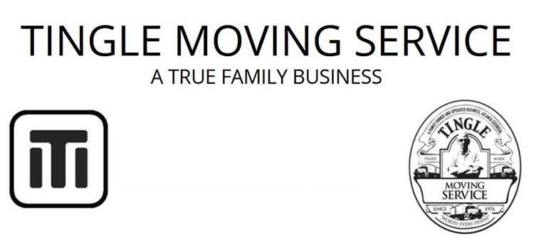 Tingle Moving Services Company logo