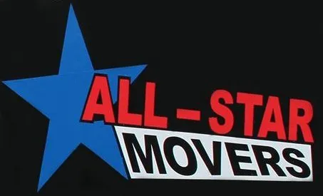 All Star Movers Moving Company logo