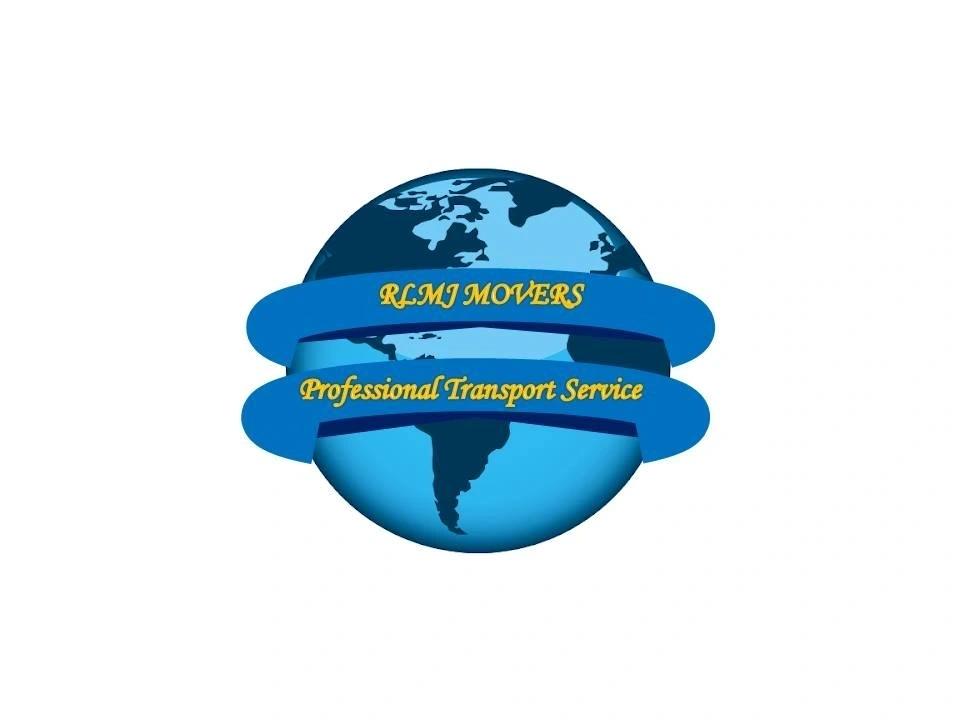 RLMJ Movers Moving Company logo