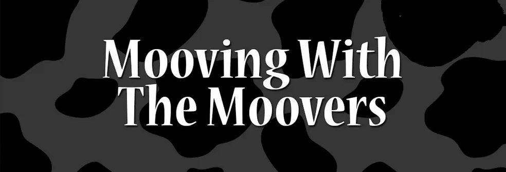 The Moovers Moving Company logo