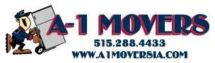 A-1 Movers Company logo