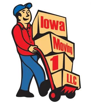 Iowa Moving 1 Company logo